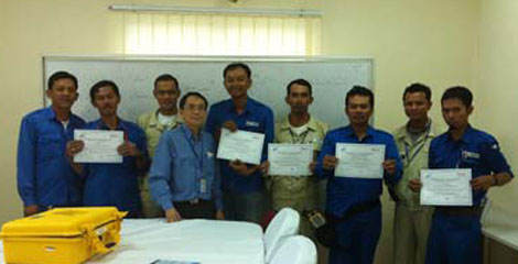 XRF Safety and Usage Training