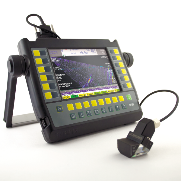 Electronic Tester Job Description : Ultrasonic flaw detector phased array dio pa